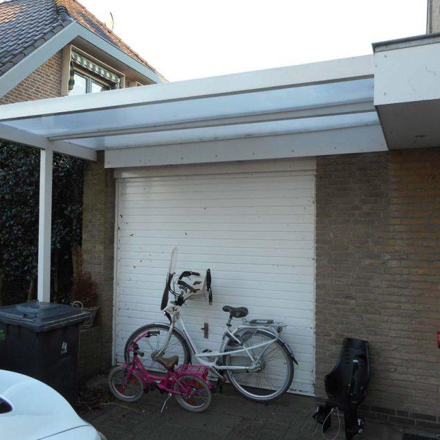 Buitenkant - garage