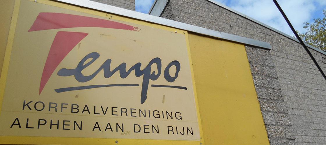 Afbeelding van de ingang van kv Tempo