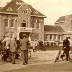 Historische foto - Het Raadhuis